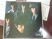 THE ROLLING STONES Record NO.2 DECCA